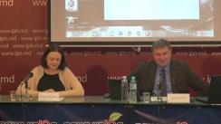 """Conferință de presă organizată de Asociația pentru Politică Externă cu tema """"Noua Politică Europeană de Vecinătate și impactul acesteia asupra parteneriatului Republicii Moldova cu UE"""""""