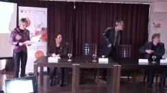 """Conferința de presă pentru prezentarea activităților complementare ale proiectului """"Investiție în resurse umane, mai multe șanse la ocupare - INVEST"""""""