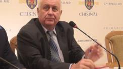 Declarațiile lui Gheorghe Morgoci după Ședința Primăriei din 7 decembrie 2015