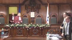 Curtea Constituțională - Examinarea sesizării cu privire la demiterea directorilor ANRE