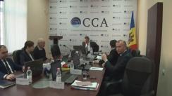 Ședința Consiliului Coordonator al Audiovizualului din 8 decembrie 2015
