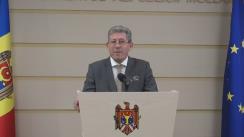 Declarațiile lui Mihai Ghimpu în timpul ședinței Parlamentului din 10 decembrie 2015