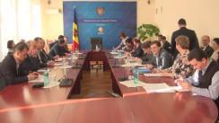 Ședința Grupului de lucru pentru reglementarea activității de întreprinzător din 16 decembrie 2015