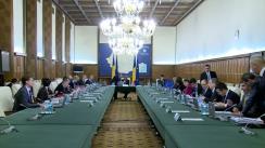 Ședința Guvernului României din 16 decembrie 2015 (imagini protocolare)
