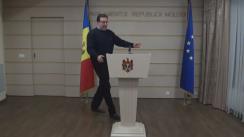 Declarațiile lui Marian Lupu după negocierile între PLDM, PL, PD și deputații neafiliați din grupul Leancă