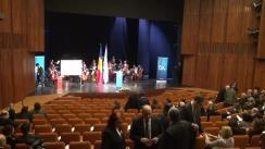 "Gala Aniversară ""60 de ani de la aderarea României la Organizația Națiunilor Unite"""