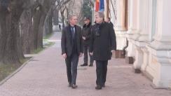 Declarațiile lui Iurie Leancă după consultările cu președintele Republicii Moldova, Nicolae Timofti, în vederea desemnării unui candidat la funcția de prim-ministru