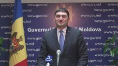 Declarațiile lui Ion Sula după ședința Guvernului Republicii Moldova din 16 decembrie 2015