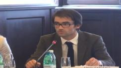 """Conferinta inițială a proiectului """"Promovarea medierii în cauzele transfrontaliere în materie civilă"""". Panel III"""