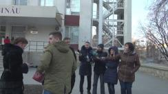 Declarațiile avocatului Igor Popa înainte de ședința Curții de Apel Chișinău privind examinarea recursului avocaților ex-premierului Vlad Filat