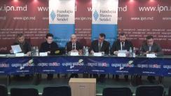 """Dezbateri publice cu tema """"Care este """"răul cel mic"""" pentru Republica Moldova: majoritate parlamentară instabilă, guvern minoritar, alegeri anticipate, unirea, altceva?"""""""