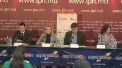 """Conferință de presă organizată de Consiliul Național al ONG-urilor cu tema """"Cât de util este pentru ONG-uri... Certificatul de Utilitate Publică"""""""