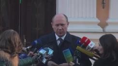 Declarațiile lui Valeriu Streleț după consultările președintelui Nicolae Timofti cu liderii PL, PLDM, PD și grupul Leancă, în vederea desemnării unui candidat la funcția de prim-ministru