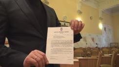 Declarațiile lui Ion Ceban în timpul ședinței Consiliului Municipal Chișinău din 21 decembrie 2015