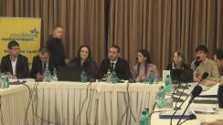 Conferința anuală a Coaliției Nediscriminare de prezentare a rezultatelor anului 2015