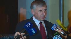 Declarațiile prim-ministrului desemnat Ion Sturza, după consultările cu Partidul Liberal