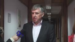 Declarațiile prim-ministrului desemnat Ion Sturza, după întâlnirea cu primarul municipiului Bălți, Renato Usatîi