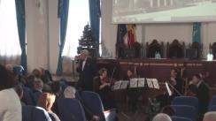 Recital academic de muzică de cameră susținut de compozitorul Eugen Doga