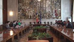 Consultările publice ale prim-ministrului desemnat Ion Sturza cu asociațiile de agricultori
