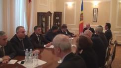 Declarațiile reprezentanților fracțiunii PL după consultările cu președintele Republicii Moldova, Nicolae Timofti, în vederea desemnării unui nou candidat la funcția de prim-ministru