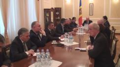 Declarațiile reprezentanților fracțiunii PDM după consultările cu președintele Republicii Moldova, Nicolae Timofti, în vederea desemnării unui nou candidat la funcția de prim-ministru