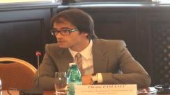 """Conferinta inițială a proiectului """"Promovarea medierii în cauzele transfrontaliere în materie civilă"""". Ziua II. Panel I"""