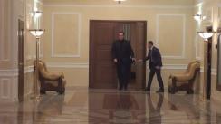 Declarațiile lui Marian Lupu după consultările președintelui Nicolae Timofti cu fracțiunile PLDM, PL, PD și cele două grupuri parlamentare de deputați neafiliați (PPEM și Platforma Social-Democrată), în vederea desemnării unui candidat la funcția de prim-ministru