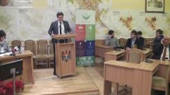 """Dezbatere publică organizată de proiectul Orașul Meu pe tema """"Transportul public pe timp de noapte"""""""