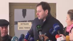 Declarațiile lui Chiril Lucinschi după ședința fracțiunii PLDM