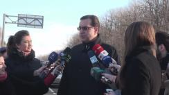 Prezentarea candidatului la funcția de prim-ministru președintelui Republicii Moldova, Nicolae Timofti