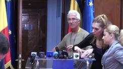 Declarații de presă susținute de prim-ministrul Dacian Cioloș și ministrul Comunicațiilor și pentru Societatea Informațională, Marius-Raul Bostan