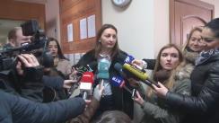 Ședința de judecată a dosarului ex-premierului Vlad Filat