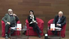 """Lansare """"Dialoguri de duminică"""", cu Andrei Pleșu și Gabriel Liiceanu, moderator: Ioana Pârvulescu"""