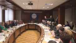 Consultările prim-ministrului desemnat, Pavel Filip, cu reprezentanții sindicatelor