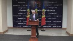 Declarațiile lui Gheorghe Brega după ședința Comisiei pentru Situații Excepționale din 18 ianuarie 2016