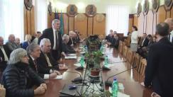 Consultările prim-ministrului desemnat, Pavel Filip, cu reprezentanții comunității științifice din Republica Moldova
