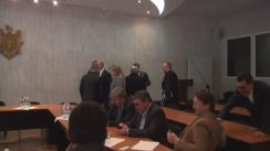 Consultările prim-ministrului desemnat, Pavel Filip, cu reprezentanții patronatelor