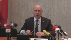 Consultările prim-ministrului desemnat, Pavel Filip, cu reprezentanții societății civile