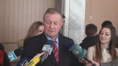 Declarațiile lui Leonid Cerescu după consultările prim-ministrului desemnat, Pavel Filip, cu reprezentanții patronatelor