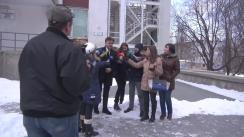 Declarațiile avocatului Igor Popa după ședința Curții de Apel Chișinău privind examinarea recursului avocaților ex-premierului Vlad Filat