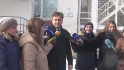 Declarațiile avocatului Igor Popa în timpul ședinței Curții de Apel Chișinău privind examinarea recursului avocaților ex-premierului Vlad Filat