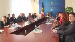 Ședința Grupului de lucru pentru reglementarea activității de întreprinzător din 20 ianuarie 2016