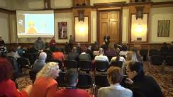 Lansarea platformei online pentru turul virtual al sălilor Palatului Parlamentului și al Muzeului Parlamentului