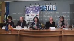 """Conferință de presă organizată de Agenția de Transplant cu tema """"Lansarea campaniei de informare și comunicare privind consolidarea activității de donare și transplant în cadrul proiectului UE TWINNING implementat de Agenția de Transplant"""""""