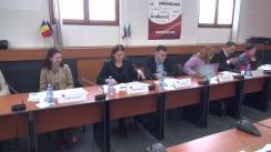 """Dezbaterea organizată de Institutul European din România, Euractiv Network și Freedom House Romania cu tema """"Contracte atipice de muncă"""""""