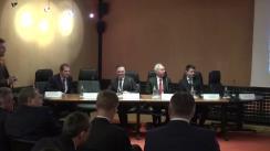 Conferință de presă cu ocazia marcării a cinci ani de la listarea Fondului Proprietatea pe Bursa de Valori București