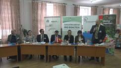 """Lansarea Proiectului """"Parteneriate pentru calitatea și relevanța învățământului profesional tehnic în domeniul TIC din Republica Moldova"""""""