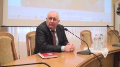 Declarațiile lui Gheorghe Morgoci după Ședința Primăriei din 1 februarie 2016
