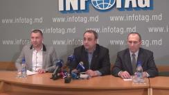"""Conferință de presă cu tema """"Declarația Congresului Autorităților Locale din Moldova privind situația actuală din domeniul descentralizării și autonomiei locale din Republica Moldova"""""""