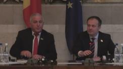 Ședința grupului de lucru privind statutul special al UTA Găgăuzia